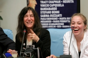 Patti Smith & Bu