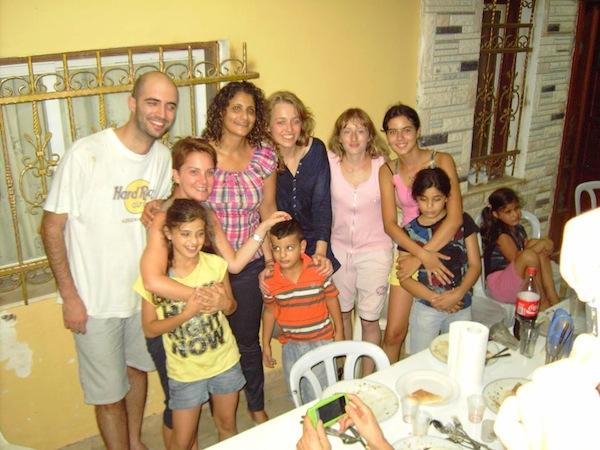 In famiglia