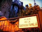 placa sagrada familia