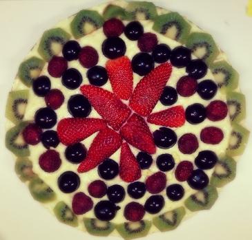 Le gâteau de Gaia